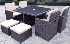 Набор мебели стол + 4 стула Aurora