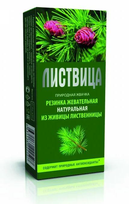"""Смолка лиственничная """"Листвица"""" №4"""