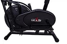Орбитрек-лыжный тренажер до 100 кг., фото 2
