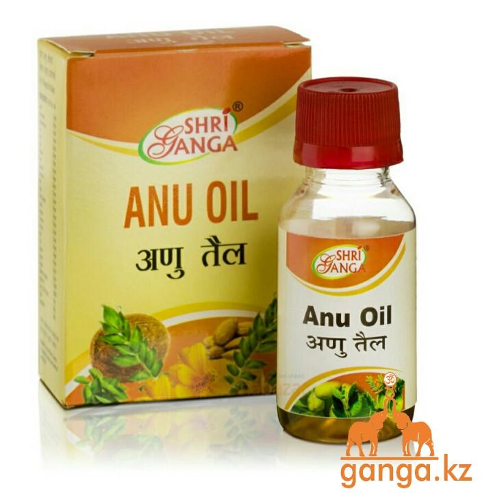 Масло для носа Ану оил (Anu oil SHRI GANGA), 50 мл