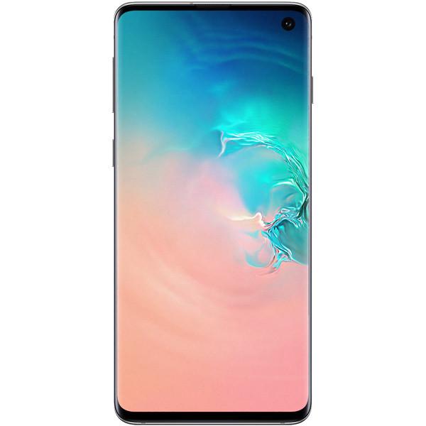 Смартфон Samsung Galaxy S10 White (SM-G973FZWDSKZ)