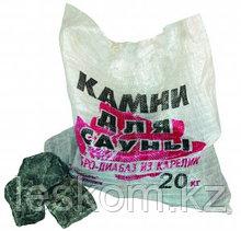 Габбро-диабаз, камень колотый, 20кг мешок