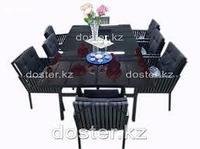 Банкетный Стол и 8 стульев ФЕЙЗ, фото 1