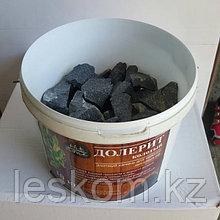 Долерит камень (ведро 10 кг)