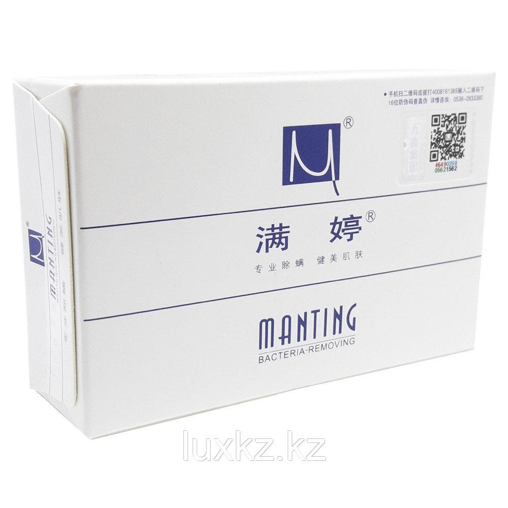 Мыло от демодекоза Manting