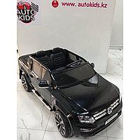 Детский электромобиль Volkswagen Amarok Black, фото 1