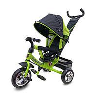 Детский трехколесный велосипед Lexus Trike колеса пластик (зеленый), фото 1