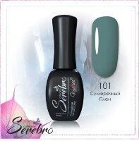 Гель лак Serebro  №101, 11мл, фото 2