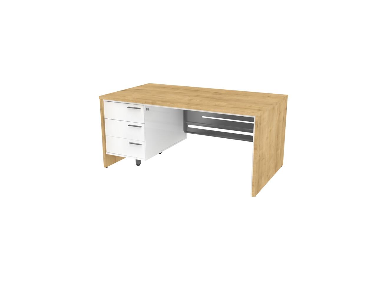 Письменный стол П34КМ, П35КМ, П36КМ П/Л