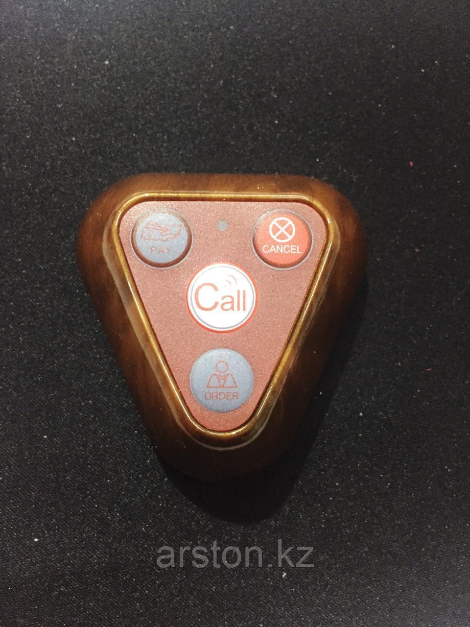 Кнопка вызова официантов и другого персонала