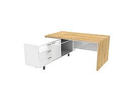 Письменный стол П34Д, П35Д, П36Д П/Л