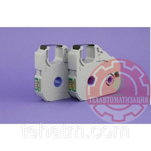 TM B001 S Красящая лента для принтера Canon MK(риббон) Стандарт (Китай), черная, 100м Ribbon Canon-M1-Standart