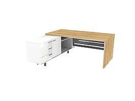 Письменный стол П34ДМ, П35ДМ, П36ДМ П/Л