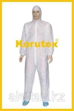 Комбинезон одноразовый защитный Korutex