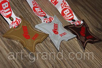 Срочное изготовление медалей