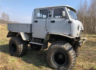 Болотоход на базе «УАЗ Фермер»  4x4
