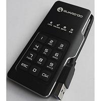 Защищенный внешний USB диск GuardDo, фото 1