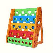 Пластиковая подставка для детских садов
