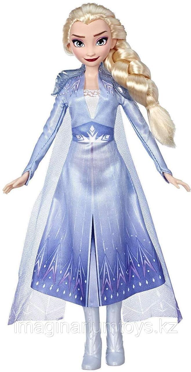 """Кукла Эльза из м/ф """"Холодное сердце 2""""  Frozen 2 Hasbro"""