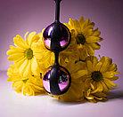 Вагинальные шарики TOYFA A-TOYS, ABS ПЛАСТИК, 14,6 СМ, фото 2