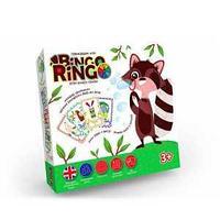 """Danco Toys Настольная игра """"Bingo Ringo"""" рус-англ."""
