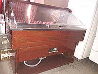 Витрина рыбная TECFRIGO Италия. с льдогенератором, фото 1