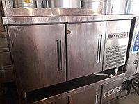 Стол охлаждаемый FAGOR 1500х600 с бортом бу, фото 1
