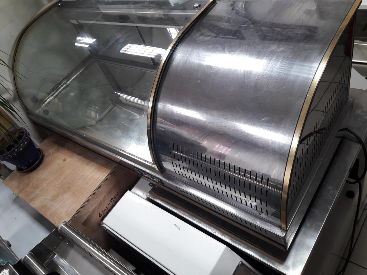 Витрина настольная охлаждаемая GELOPAR GVRB-120