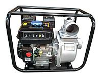 Мотопомпа для грязной воды Zitrek PGT1700 076-0815
