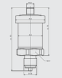 Датчик плотности, температуры и давления газа SF6, модель GDT-20 с выходом MODBUS, фото 2