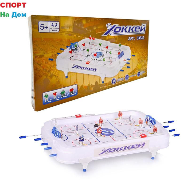 Детский настольный хоккей ( размеры: 58*31*7 см)