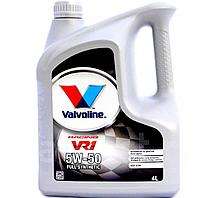 Моторное масло 5W-50 VALVOLINE VR1 RACING 4л