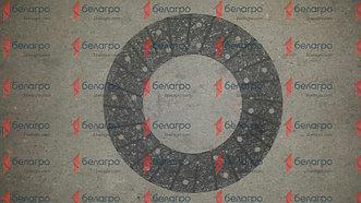 184.1601138-02 Накладка диска ЯМЗ сцепления однодискового (430х240мм)