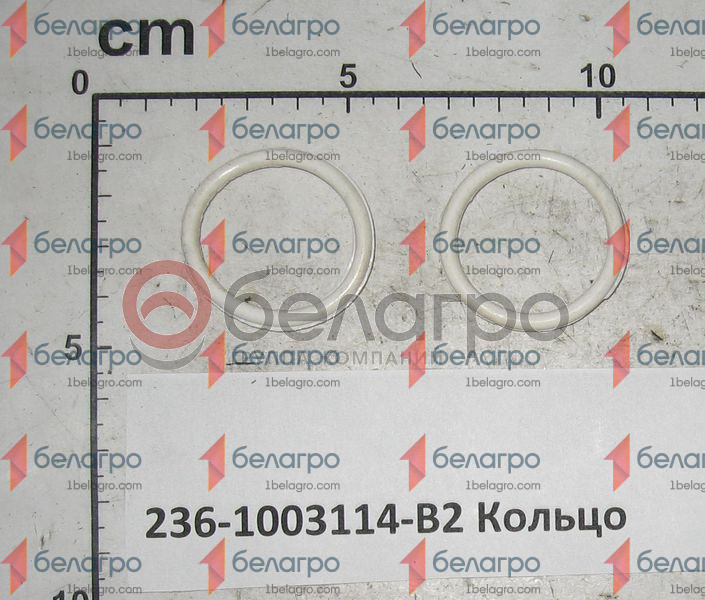236-1003114-В2 Кольцо стакана форсунки ЯМЗ