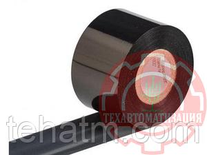 R303-64300 Риббон res01 (синтетическая смола) черный, ширина 64мм длина 300 метров, тип OUT втулка 25.4 мм