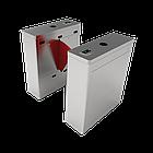 Турникет с выдвижными барьерами FBL1011 с контроллером и считывателем RFID карт, фото 3