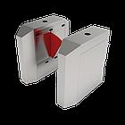 Турникет с выдвижными барьерами и одной линией движения FBL2011 с контроллером и считывателем RFID карт, фото 2
