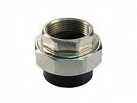 Муфта разъемная 25x3/4'' F,спайка внутрь сталь SDR 6; тс-4мм