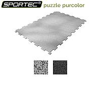 SPORTEC® puzzle purcolor