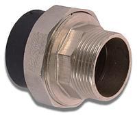 Муфта разъемная 25x3/4'' M,спайка внутрь латунь SDR 11; тс-4мм