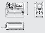 Сервисная элегазовая установка SF6 Для заполнения, очистки и восстановления элегаза SF6, фото 2