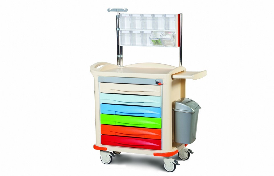 Тележка Анестезиологическая EMC 02