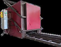 Печь муфельная РОСмуфель 512л/1000°С/35кВт/380В с выкатным подом