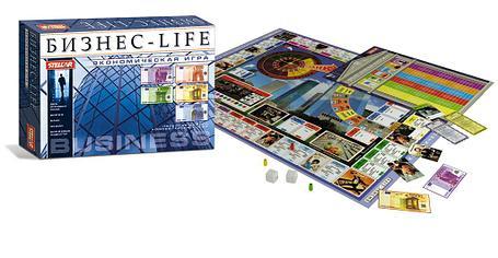 Настольная игра Монополия Бизнес-LIFE для 2-6 игроков, фото 2