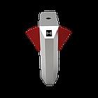 Турникет с выдвижными барьерами FBL2222 c контроллером и комбинированным биометрическим считывателем, фото 2
