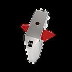 Турникет с выдвижными барьерами FBL2222 c контроллером и комбинированным биометрическим считывателем, фото 3