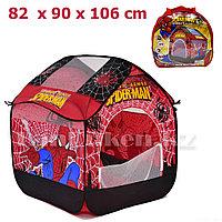 Детская игровая палатка автомат Spider-man Игровой домик 82 х 90 х 106 см (А999-142)
