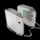 Турникет с выдвижными барьерами FBL4022 c контроллером и комбинированным биометрическим считывателем, фото 4
