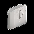 Турникет с выдвижными барьерами и двумя линиями движения FBL4211 с контроллером и считывателем RFID карт, фото 2