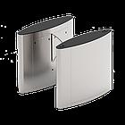 Турникет с выдвижными барьерами и одной линией движения FBL5011 с контроллером и считывателем RFID карт, фото 2